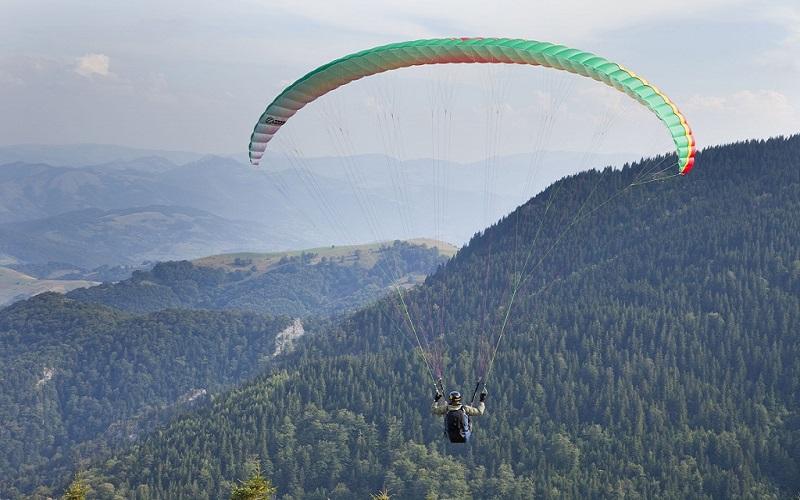 kopaonik paragliding